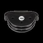 Meinl  FJS2S-BK -  Foot Tambourine