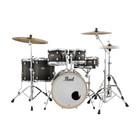 Pearl Decade Maple Satin Black Burst - 6pc
