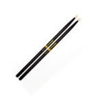 Promark 5A - Active Grip - Classic, Oval Tip