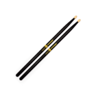 Promark 5B - Active Grip - Classic, Oval Tip