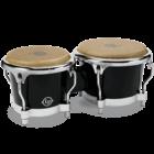 Latin Percussion LP200XF-BK - Fiberglass Bongo Set