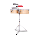 Latin Percussion LP1415-BZ Prestige Timbales - Bronze