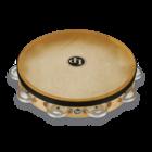 """Latin Percussion LP383-AL Pro 10"""" Single Row Headed Tambourine"""