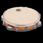 Latin Percussion LP3010N - Wood Pandeiro - Natural Head