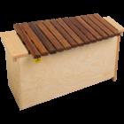 Studio 49 BX1600 - Bass Xylophone - Diatonic