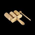 Meinl Nino NINO561 - Triple Wood A-Go-Go