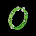 "Meinl Nino NINO49GG - Compact Tambourine - 8"" - Green"