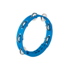 "Meinl Nino NINO49SB - Compact Tambourine - 8"" - Sky Blue"