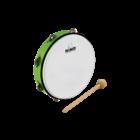 "Meinl Nino NINO24GG - ABS Tambourine - 10"" - Green"