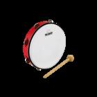 """Meinl Nino NINO24R - ABS Tambourine - 10"""" - Red"""
