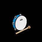 """Meinl Nino NINO51SB - ABS Tambourine - 8"""" - Sky Blue"""