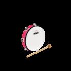 """Meinl Nino NINO51SP - ABS Tambourine - 8"""" - Strawberry Pink"""
