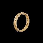 """Meinl Nino NINO14 - Wood Tambourine - 10"""""""