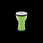 "Meinl Nino NINO-EMDJ-GA Elements Mini Djembe - 6"" - Green Apple"