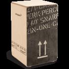 CP404BLK - Black Large Cajon - 2inOne Series