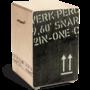 CP403BLK - Black Medium Cajon - 2inOne Series