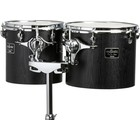 "MCTC0608S - Concert Tom - 6"" - Single head - Black"