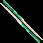 Zildjian 7A Maple - DIP Green