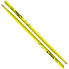 Zildjian 5A - Neon Yellow - Acorn Tip
