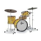 Gretsch Catalina Club Jazz - Yellow Satin Flame