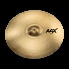 "Sabian AAX - 20"" Thin Ride - Brilliant"