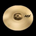 """Sabian AAX - 17"""" Thin Crash  - Brilliant"""