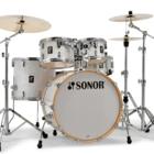 Sonor AQ2 - Studio - White Pearl