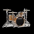 Sonor ProLite Shell Set - 320 - Chocolate Burl