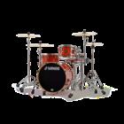 Sonor ProLite Shell Set - 320 - Fiery Red - No Mount