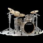 Sonor ProLite Shell Set - 320 - Snow Tiger - No Mount