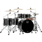 Mapex Saturn - Studioease Set-up - 5pc - Satin Black