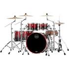 Mapex Saturn - Studioease Set-up - 5pc - Scarlet Red