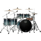 Mapex Saturn - Studioease Set-up - 5pc - Teal Blue Fade