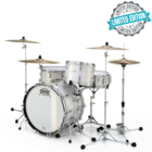 Pearl President Series - Phenolic - White Oyster - Limited Edition