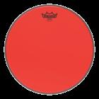 "Remo Emperor - Colortone - 08"" - BE-0308-CT-RD - Red"