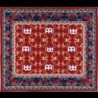 Meinl  MDRS-OR  Drum Rug - Oriental - Small
