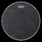 """Remo Black  Suede Ambassador - Snare Side - 14"""" SA-0814-ES"""