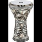 Meinl  AEED1 - Artisan Doumbek - White Pearl - Mosaic Royale