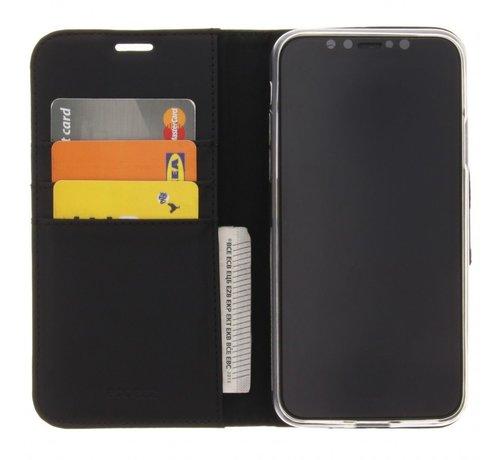 Accezz Accezz Wallet iPhone X Zwart