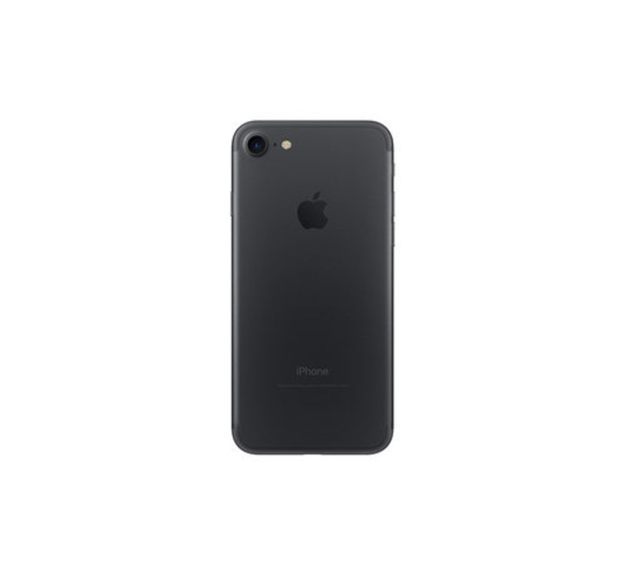 Refurbished iPhone 7 128GB Zwart