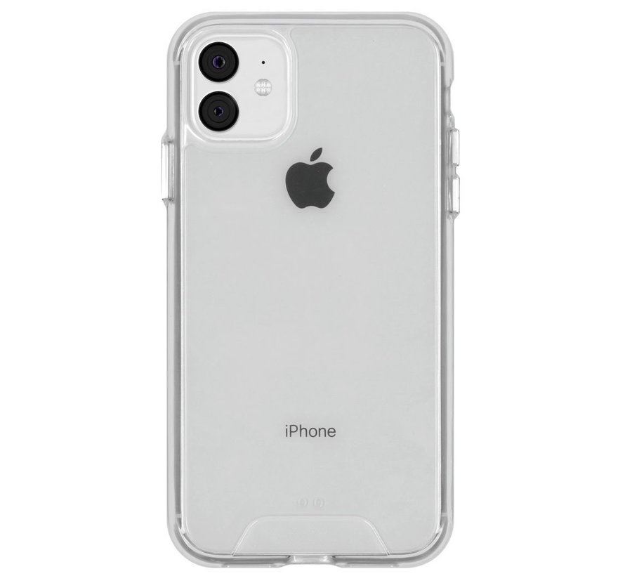 Accezz Extreme Impact Case iPhone 11 Transparant