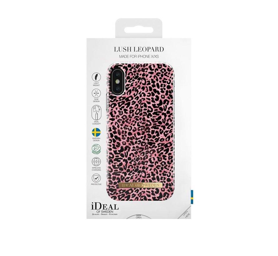 iDeal Fashion Hardcase Lush Leopard iPhone X/Xs