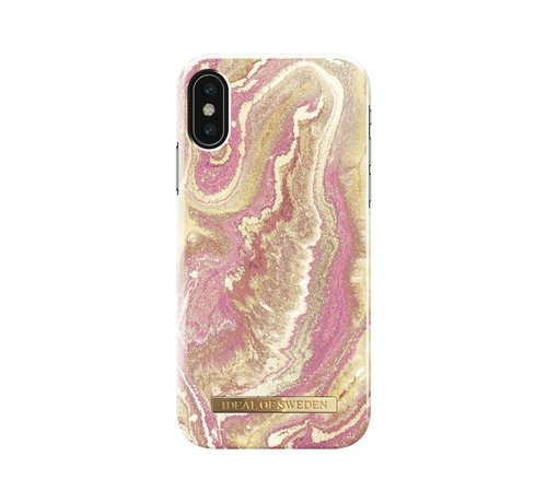 iDeal of Sweden iDeal Fashion Hardcase Golden Blush iPhone X/Xs
