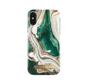 iDeal of Sweden iDeal Fashion Hardcase Golden Jade Marble iPhone X/Xs