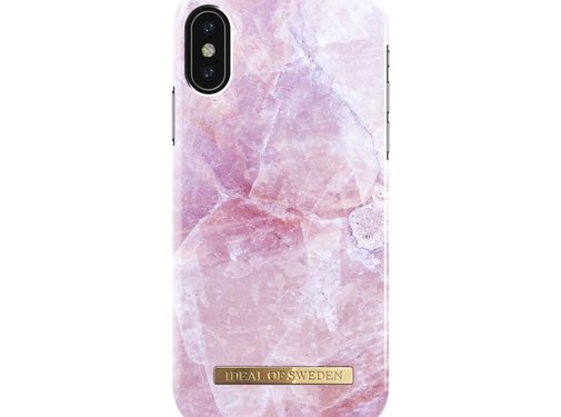 iDeal of Sweden iDeal Fashion Hardcase Pilion Pink Marble iPhone X/Xs