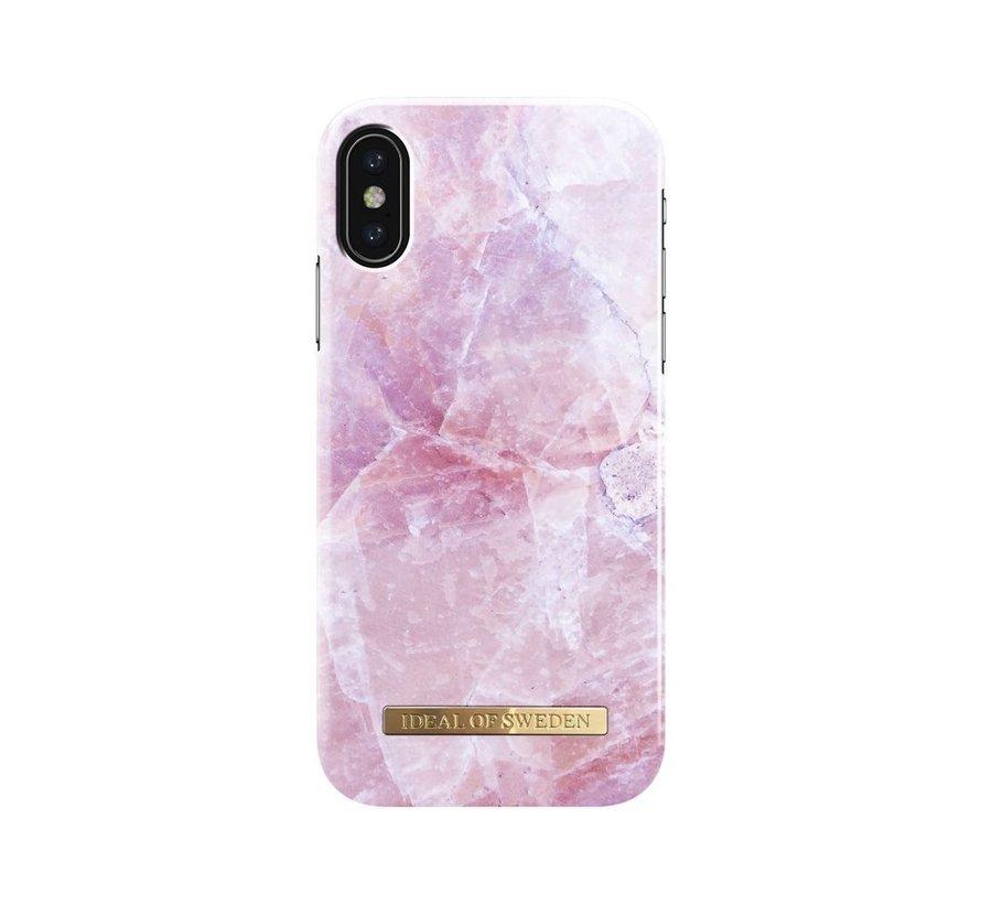 iDeal Fashion Hardcase Pilion Pink Marble iPhone X/Xs