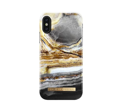 iDeal of Sweden iDeal Fashion Hardcase Outer Space Agate iPhone X/Xs