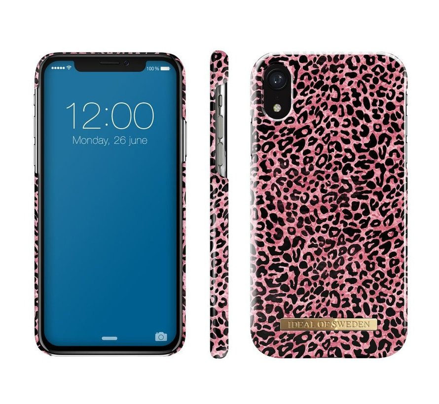 iDeal Fashion Hardcase Lush Leopard iPhone XR