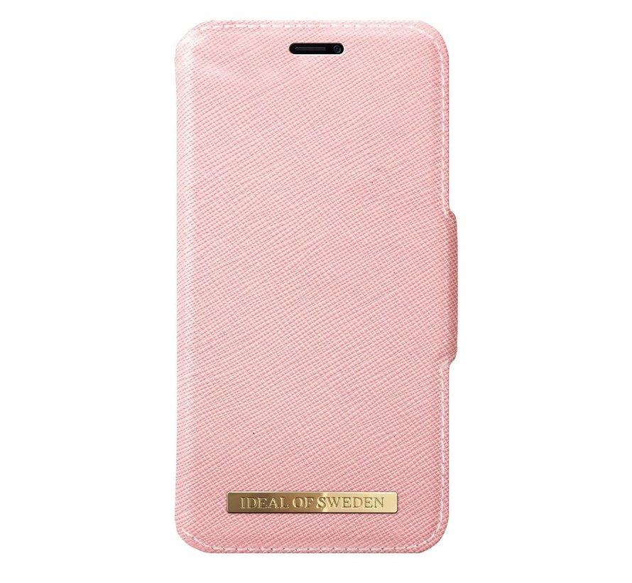 iDeal Fashion Wallet iPhone XR Roze