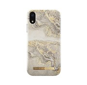 iDeal of Sweden iDeal Fashion Hardcase Sparkle Greige Marble iPhone XR
